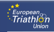 Europäische Triathlon-Union